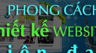 Ảnh 5 phong cách thiết kế website hiện đại bạn nên biết